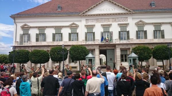 Дом венгерского президента