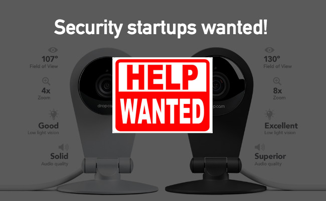 Security startups