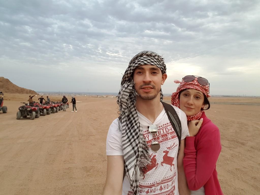 Египет, квадроциклы